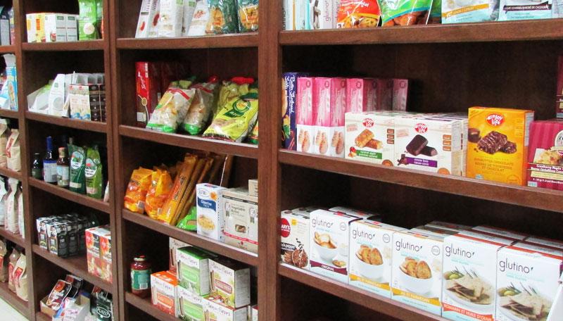 produits sans gluten laurentides