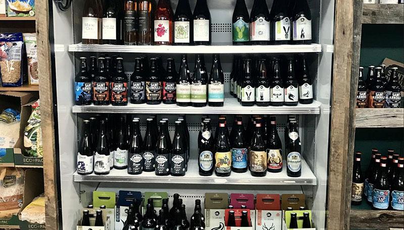 Bière de Microbrasserie